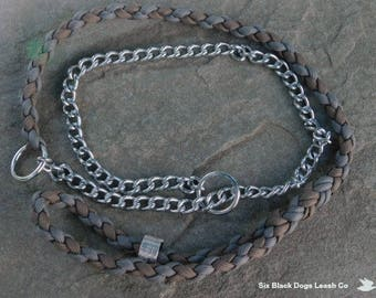 Combination Slip/Chain Lead