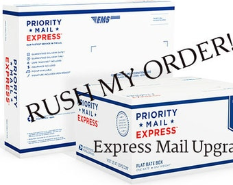 Express Mail Upgrade for Dames a la Mode