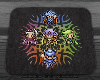 FF4 To the Center of the Moon Mousepad