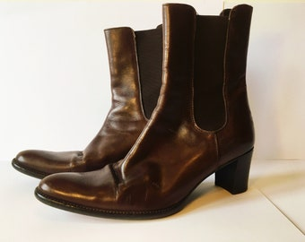 Easy Rider Brown Boots