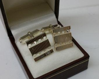 Cufflinks 835 silver cufflinks MS127