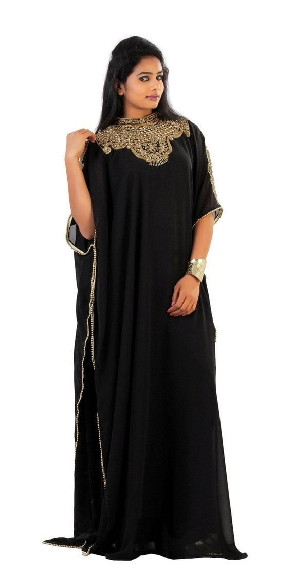 dress dress Dress Dubai size Kaftan dress Elegant clothing dress Caftan Abaya kaftan Plus Maxi African clothing size Party Plus pq8RBZx