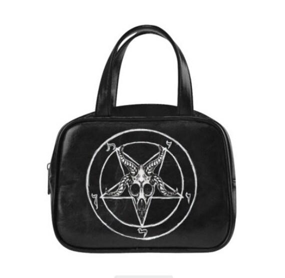 Sigil of Baphomet handbag