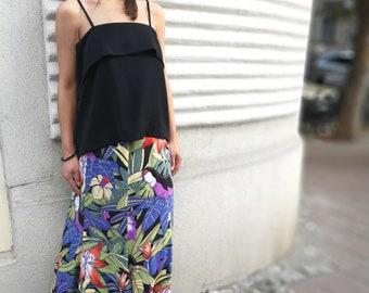 Vintage / Jungle Skirt size S
