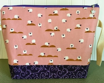 Sheep Grazing Project Bag