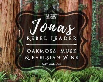 Jonas Soy Candle