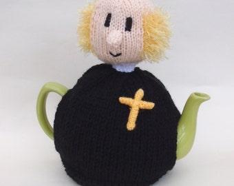 Vicar Tea Cosy Knitting Pattern
