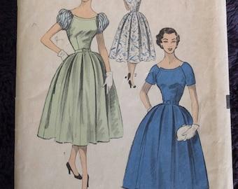 Advance Vintage 1950s Pattern No. 6361