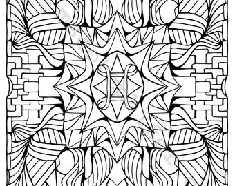 Coloring Page (Migeeg)