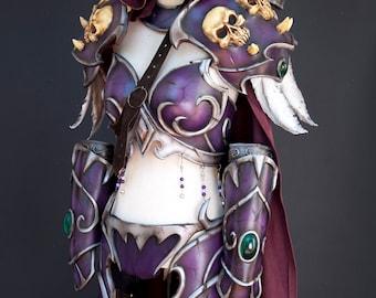 Sylvanas Cosplay Armor [installment]