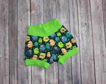 Baby Short,Baby Summer Shorties,Baby Shower,Baby Summer Shorts,Diaper Cover,Baby Boy Shorts,Baby Harem Shorts