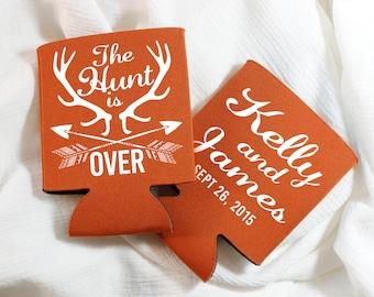 Antler Wedding Favors, The Hunt is Over Wedding Favors, Rustic Wedding Gifts, The Hunt is Over Bridal Shower Favors, Hunter Wedding Gifts