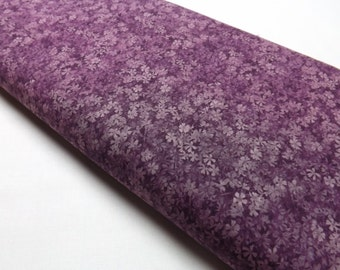 Purple Fabric, Tonal Purple Fabric, Tone on Tone Fabric, Robert Kaufman, Color Collage Fabric, OOP, Fabric By The Yard Online, Sewing Fabric