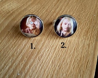 Adjustable ring Harry Potter / Luna Lovegood / Hogwarts / Wizard