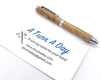 Mini Wood Pen
