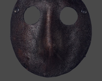 Leather Mask | Leather Moretta