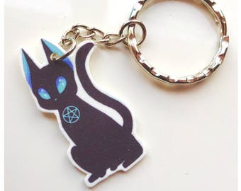 Familiar of the sky {keychain}