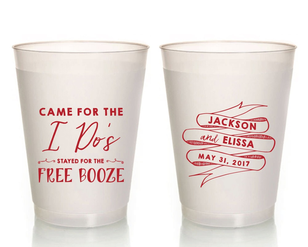 wedding cup favors - Wedding Decor Ideas