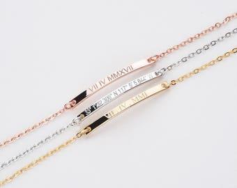 Bridesmaid gift,Best Friend Bracelet,Friend Bracelet,best friends gift,Personalized Bracelet for women,Coordinates bracelet,Custom bracelet