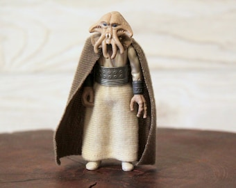 1983 Tessek (Squid Head) Star Wars Action Figure