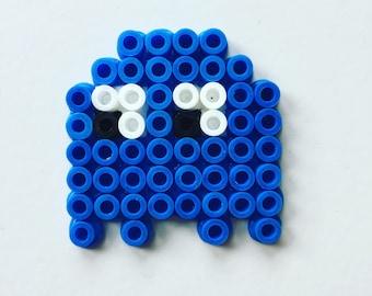 Pacman ghost beads hama