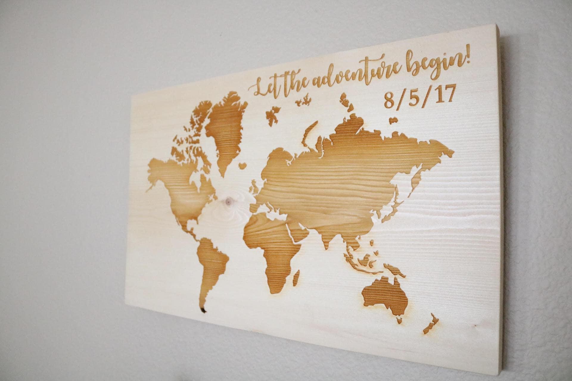 Mapamundi madera mapa mundial mapa mundo madera madera