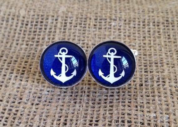 Anchor Cufflinks