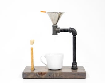 Pour Over Coffee Maker - Pour Over Stand - Pour Over - Drip Coffee Maker - Drip Coffee Maker - Coffee Gift - Coffee Mug - Coffee Maker