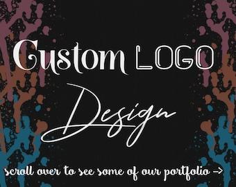 Custom Logo Design, Custom Branding Set, Custom Branding, Logo Design, Branding Set. Shop Logo, Branding Logo, Small Shop Logo, Logo, Logos
