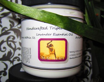 Mega Thick & Rich Triple Body Butter 8 oz