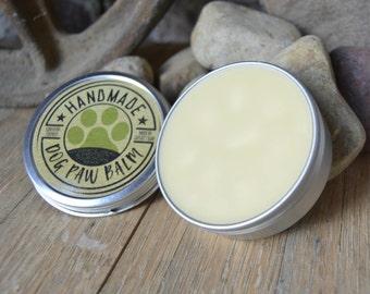 Dog Paw Balm - Dog - Healing Cream - Paw Balm - TayTaysSoap