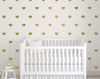Superieur More Colors. Heart Wall Decals ...