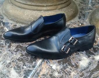 Chivalry Double Monk Shoe