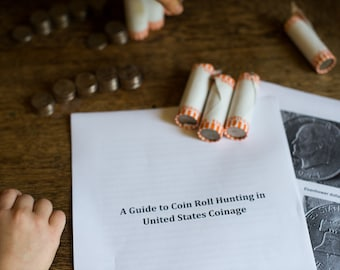 A Guide to Coin Roll Hunting in United States Coinage