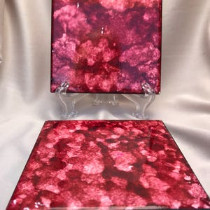 Alcohol Ink Tiles Etsy