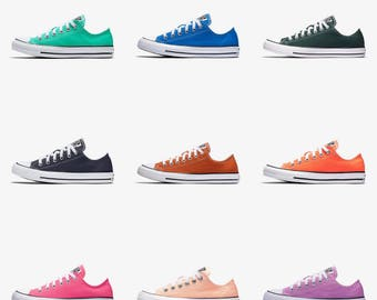 SEASONAL Chuck Taylor All Star Low Top Converses