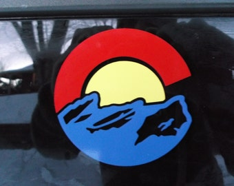 Colorado Vinyl Decal #15