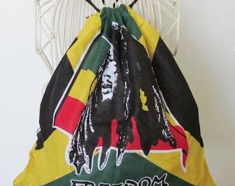 Freedom, Bob Marley Backpack