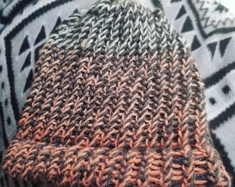 Knit youth/young teen beanie