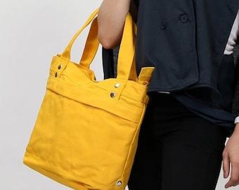 Mother s Day Big Sale Calla / Medium / Lemon Chiffon / Lined with Beige / Ship in 15 days // Diaper bag / Shoulder bag