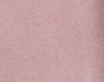 """Sparkle Glitter Vinyl Upholstery Fabric - Sold By The Yard - 54""""- Pink"""