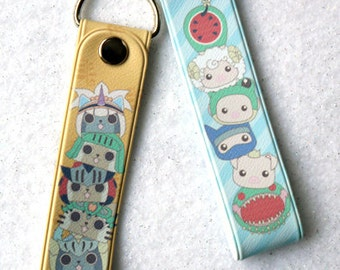 Monster Hunter Key Strap