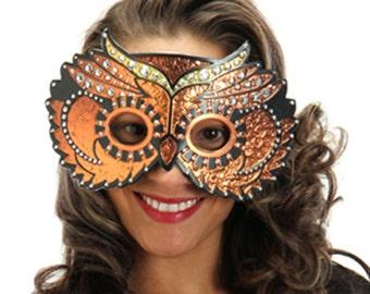 Owl Sparkle Mask - 444416