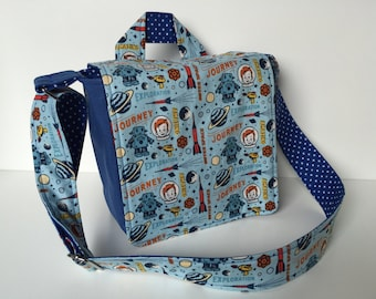 children's bag (S) 'Little Spaceman'