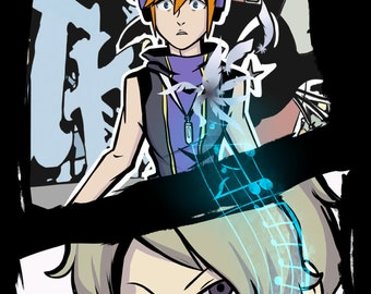 TWEWY Print = Musical Composition