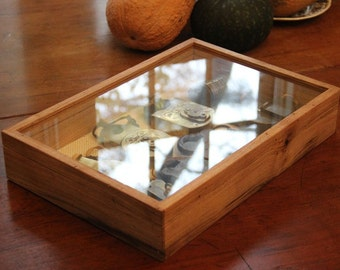 Custom Wood Display Box