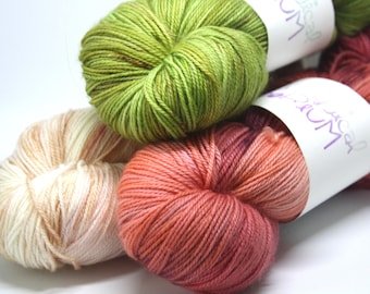 Trollop  - 3-PACK Matrix Hand-Dyed Complex Tonal Yarn