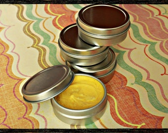 Shea Butter & Beeswax Lip Butter | Lip Balm | Conditioning | Lip Care | Nourishing | Chap Lip | Chemical Free | No Additives | All Natural