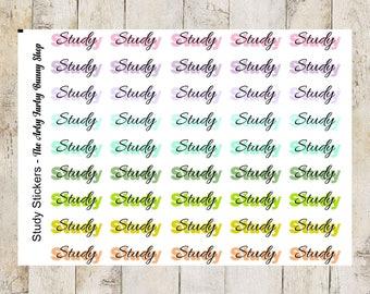 Study Stickers
