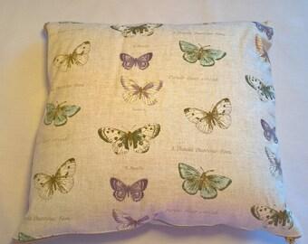 convertible pillow blanket butterflies